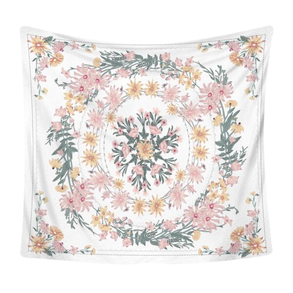 Art Home Decoration Accessories Psychedelic flower Tapestry# 2